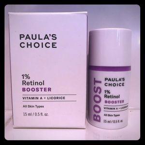 Paul's Choice 1% Retinol Booster